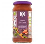 Co Op Jalfrezi Curry Sauce